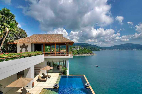 Luxury Holiday Villas in Thailand - Phuket