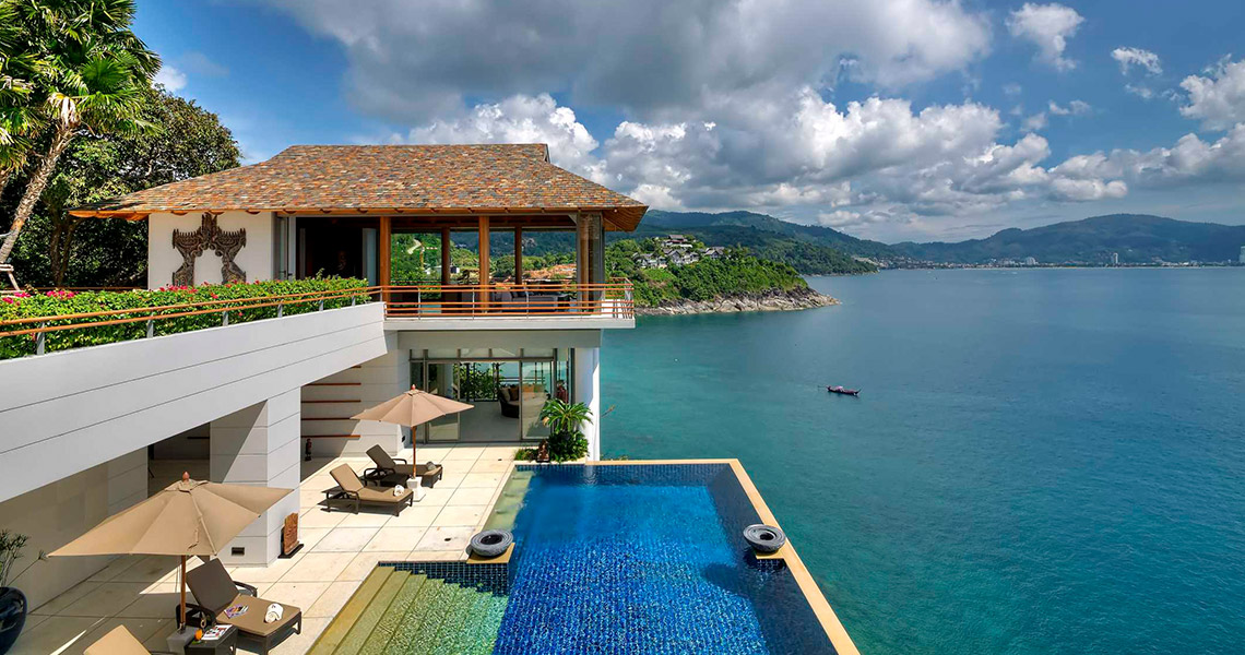 Phuket - Stunning coastline, Turquoise waters, Sophisticated Playground.